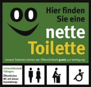 Logo der Netten Toiletten Tübingen